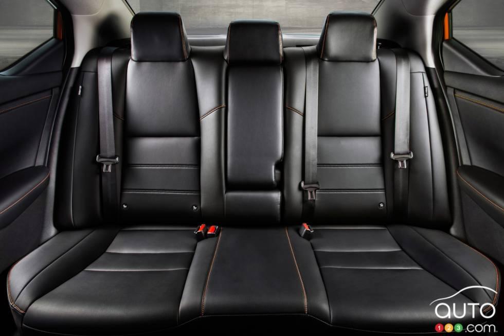 Voici la Nissan Sentra 2020