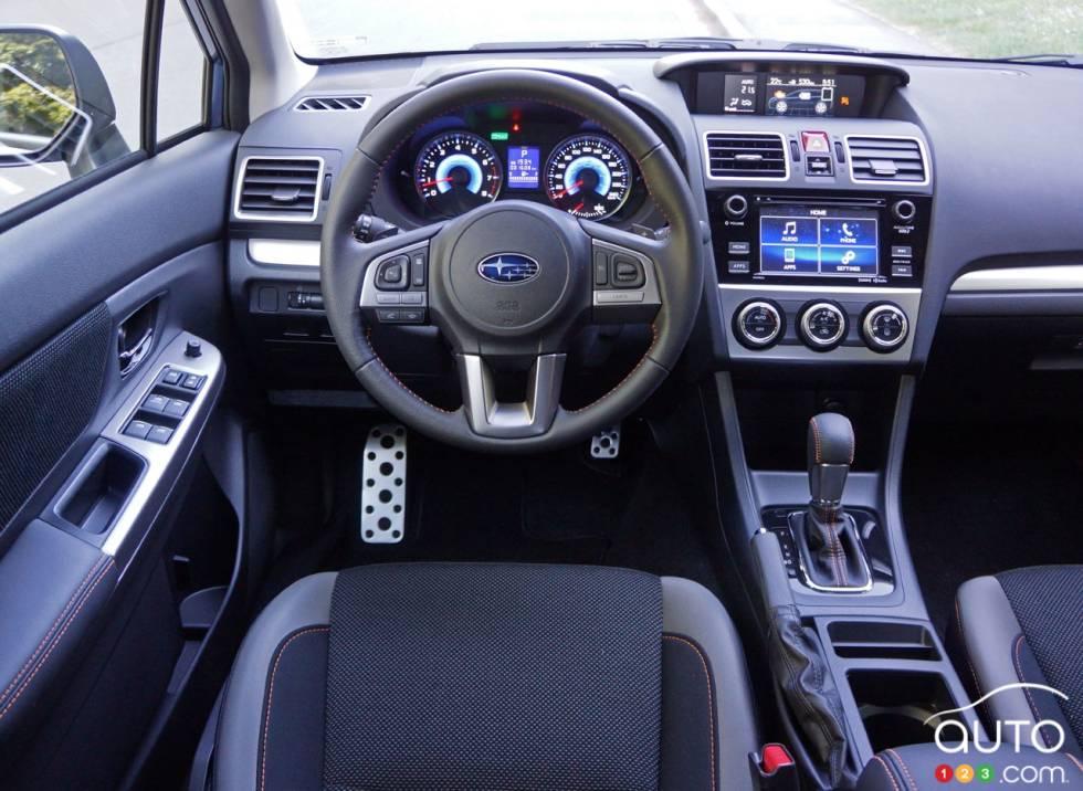 2016 Subaru Crosstrek Hybrid Pit