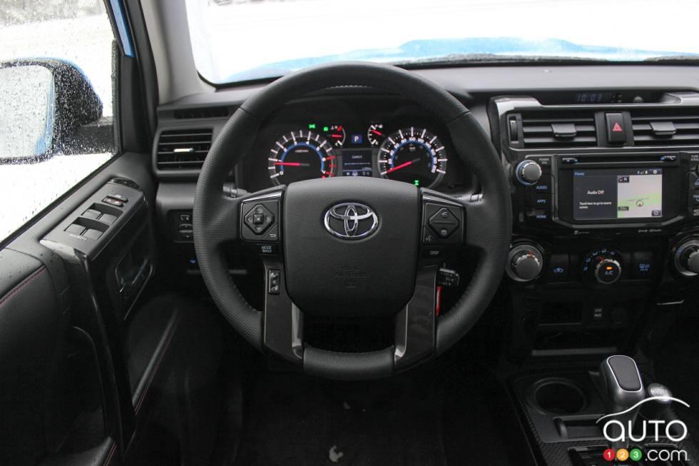 Nous conduisons le Toyota 4Runner TRD Pro 2019