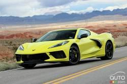 We drive the 2020 Chevrolet Corvette Stingray