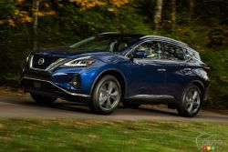 Introducing the new 2019 Nissan Murano