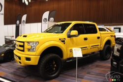 2017 Vancouver Auto Show pictures: From luxury cars to Hot Wheels