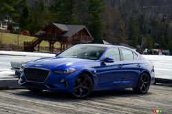 2019 Genesis G70: fun, well-crafted and affordable