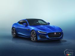 Introducing the 2021 Jaguar F-Type