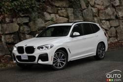Nous conduisons le BMW X3 xDrive 30e 2020