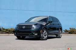 Photos du Volkswagen Tiguan 2019