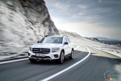 Introducing the 2020 Mercedes-Benz GLB