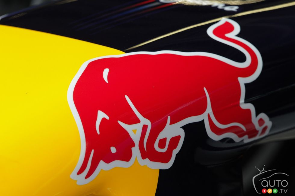 Red Bull Can Logo 2013 Red Bull Logo