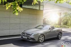 La nouvelle Mercedes-Benz SLC doit être à la hauteur d'un patrimoine impressionnant grâce à son prédécesseur. Raffiné et avec une ligne du modèle incluant l'économique SLC 250 d à la sportive haute performance Mercedes-AMG SLC 43, le nouveau modèle a ce qu'il faut pour bâtir sur ce succès.