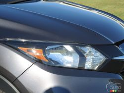 Front light (Honda HR-V)