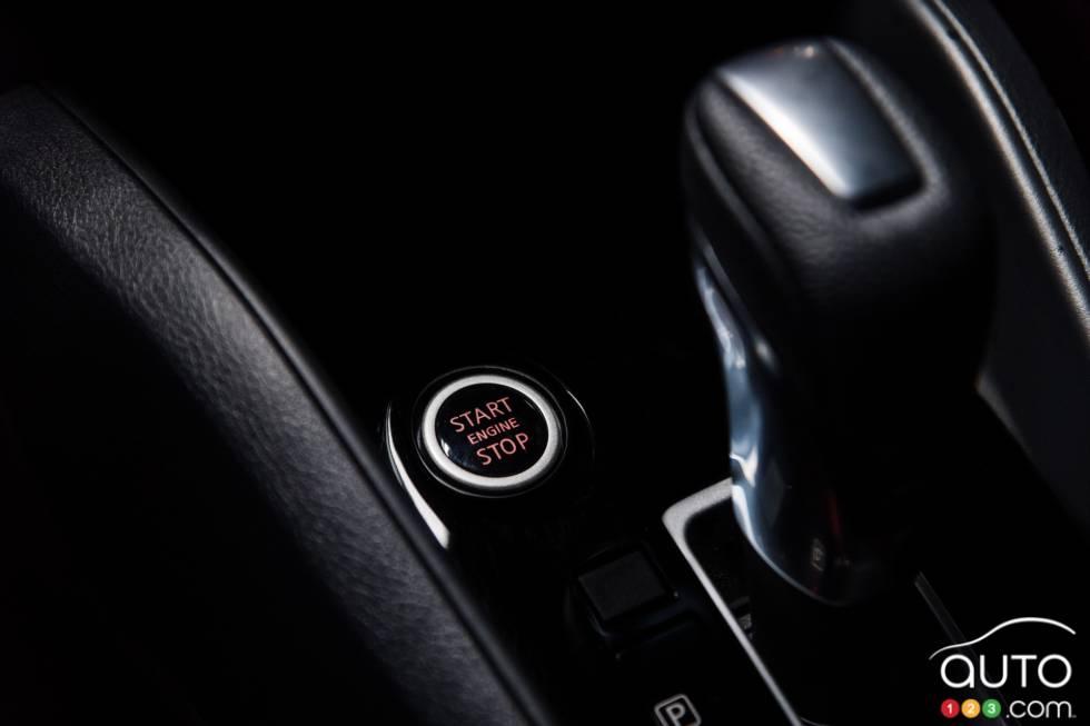 Voici la Nissan Versa berline 2020