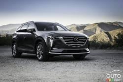 Nous conduisons le Mazda CX-9 2020