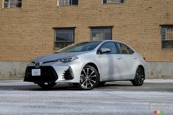 We test drive the new 2019 Toyota Corolla