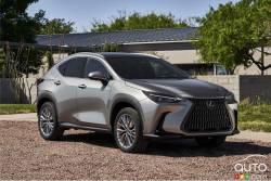 Introducing the 2022 Lexus NX