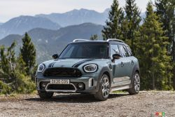 Introducing the 2021 Mini Countryman
