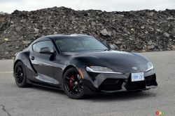 We drive the 2021 Toyota Supra 3.0