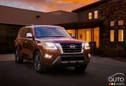 Introducing the 2021 Nissan Armada