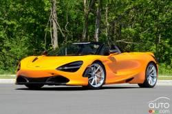 We drive the 2020 McLaren 720S Spider