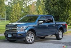 We drive the 2020 Ford F-150 Platinum