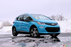 Pictures of the 2020 Chevrolet Bolt