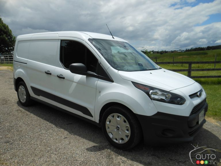 2015 Ford Transit Connect pictures