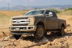 The steering, the capabilities, the technology, and even the updated design represent the main improvements to the 2017 Ford Super Duty trucks.