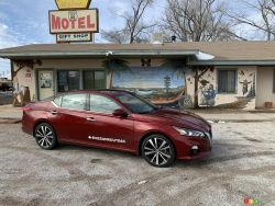 We drive the 2020 Nissan Altima