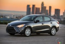 "There's no mystery to the Scion iA badge. The ""i"" in the all-new 2016 Scion iA and iM models suggests Individual. Intriguing. Easy on the customer's income. The ""A"" in iA could mean aggressive styling, accommodating cabin and trunk, and affordable."
