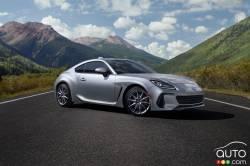 Introducing the 2022 Subaru BRZ