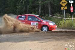 Acura Augusta on Photos Du Canadian Rally Championship Rally D  Fi Ste Agathe 2013