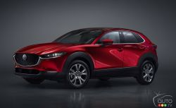 Introducing the new 2020 Mazda CX-30