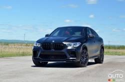 Nous conduisons le BMW X6 M Competition 2021