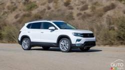 Introducing the 2022 Volkswagen Taos prototype