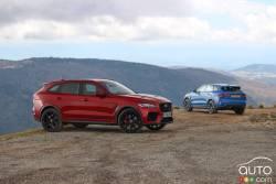 We test-drive the 2020 Jaguar F-Pace SVR