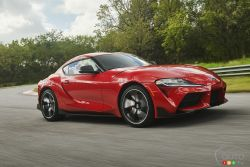 Introducing the new 2020 Toyota Supra