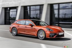 Introducing the 2021 Porsche Panamera
