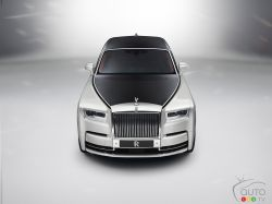 Behold the new Rolls-Royce Phantom, still the clear-cut leader in automotive opulence.