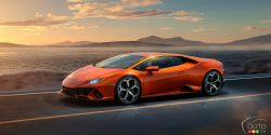 Introducing the 2019 Lamborghini Huracan EVO