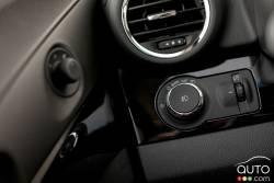 Console controls details