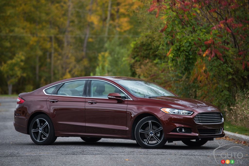 Accessories For Ford Fusion >> The 2015 Ford Fusion Titanium wards off Asian midsize cars | Car News | Auto123