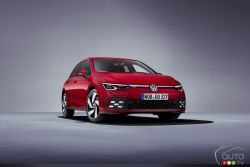Introducing the 2021 Volkswagen Golf GTI