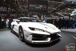 2017 Geneva International Motor Show pictures: All the best pictures from the 2017 Geneva International Motor Show.