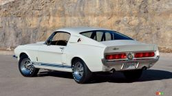 At auction, 1967 Ford Mustang GT350 Fastback
