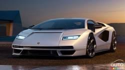 Voici la Lamborghini Countach LPI 800-4