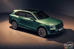Introducing the 2021 Bentley Bentayga