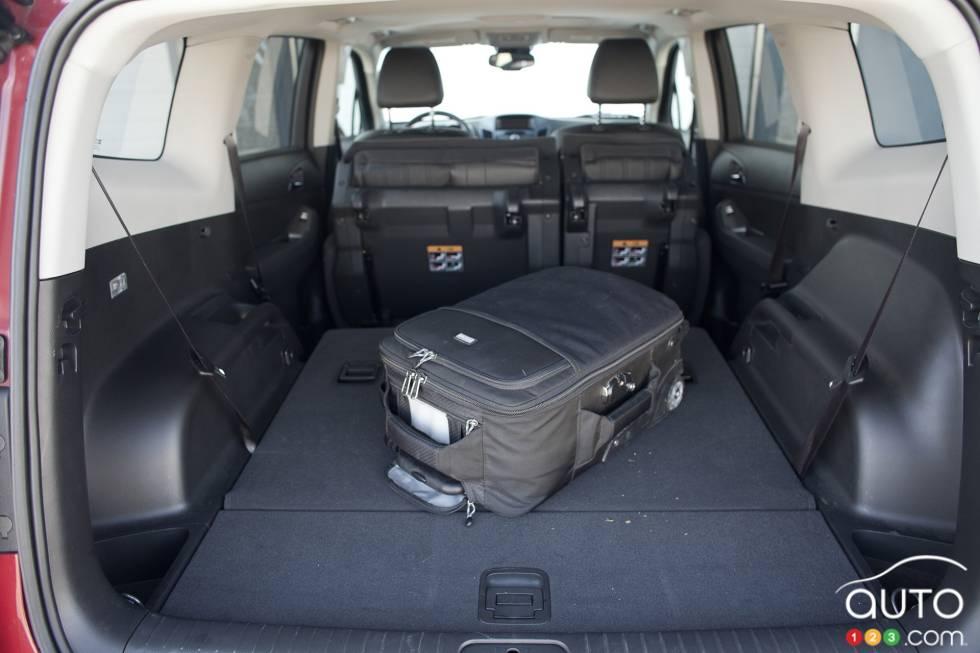 2012 Chevrolet Orlando Ltz Pictures On Auto123