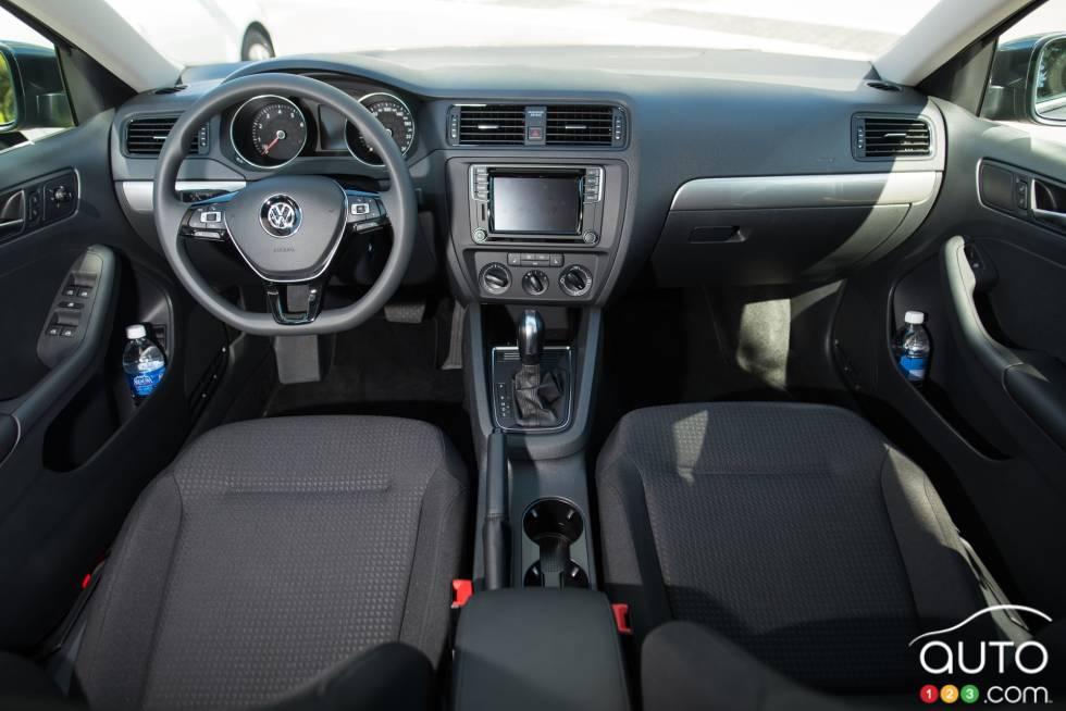 2016 Volkswagen Jetta 1 4 Tsi Dashboard
