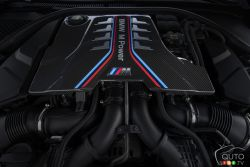 Introducing the 2020 BMW M8