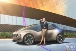 Introducing the BMW i Vision Circular concept