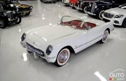 A 1953 Chevrolet Corvette is up for sale